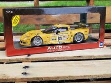 Autoart Chevy Corvette #64 C6R 2005 24hrs Lemans Winner 1:18 Diecast Race Car