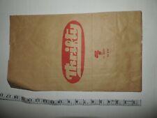 Vintage Thrifty  Paper Bag