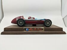 Mebetoys Alfa Romeo 159 1951 22 1/25 scale racing car missing cowling/windshield