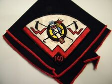 Order of the Arrow  Ma-Ka-Tai-Me-She-Kia-Kiak Lodge 140 Neckerchief. Rare