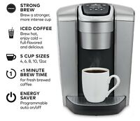 Keurig K-Elite Single Serve [Brushed Silver] Coffee Maker