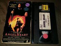 Angel Heart (1987, used VHS, good condition) Robert DeNiro uncut