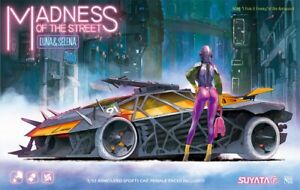 "SUYATA MS001 1/32  LUNA & ""MAD"" SELENA - MADNESS OF THE STREETS SERIES"