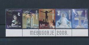 LN22327 Bosnia & Herzegovina church art religion fine lot MNH