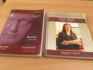 CFA Level 2 Kaplan Revision and Class Notes