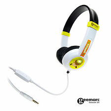 Kinder Kopfhörer Lautstärkebegrenzung Regelung KIWI-SMART 101 Mikrofon f iPhone