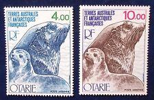 ?FSAT/TAAF C47-8 MNH 1977 Sea Lion and Cubs