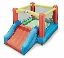 Little Tikes Jr. Jump 'n Slide Bouncer - (637995C)