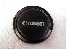 Vintage 58mm Canon Snap Cap w/ cap leash | OEM | From USA |