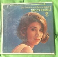 Fantastic & Exciting Debut of Marilyn Michaels Jukebox EP Still Sealed 33 RPM