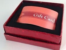 Voila Gift Card Holder Box Christmas Holiday Bloom Us Seller Free Shipping