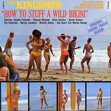 NEW How To Stuff A Wild Bikini (Original Stereo Soundtrack) (Audio CD)