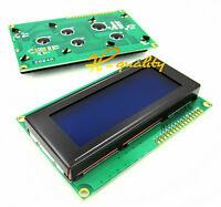 2PCS 2004 204 20x4 Character LCD Display Module 2004 LCD Blue Blacklight Best
