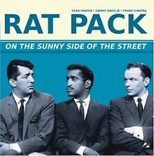 The Rat Pack - Hits - On the Sunny Side of the Street - CD - BRAND NEW SEALED