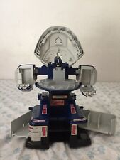 Deluxe Zenith Carrierzord Action Figure Power Rangers Lost Galaxy 1999 Bandai