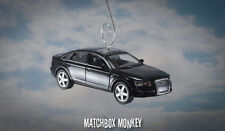 New Audi A6 Executive Car Custom Christmas Ornament 1/32 Saloon Sedan C6 Adorno