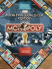 Monopoly Board Game Fifa 2006 World Cup Edition Germany Complete Fan Nostalgia