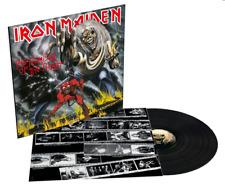 Iron Maiden - The Number Of The Beast 180g Black Vinyl Repress 2014 NEU/OVP