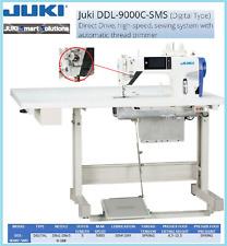 Juki Ddl9000c Sms Direct Drive High Speed Single Needle Lockstitch Ddl 9000