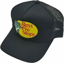 Bass Pro Shops Hat Mesh SnapBack Adjustable Trucker Fishing Baseball Outdoor Cap