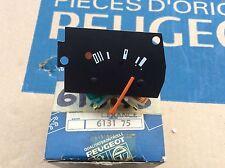 PEUGEOT 205 pre 1986 JAEGER fuel instrument clock indicator  613175