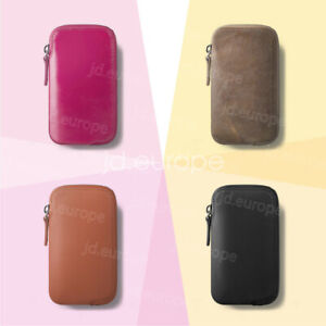 Case Cover Genuine Leather For iPhone 12 11 Pro Max iPhone XS SE X  8 7 6 Plus