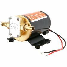 12v Scavenge Impellor Gear Pump- Diesel Fuel Scavenge Oil Transfer Self-priming