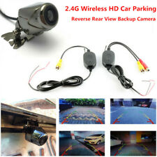 2.4G Wireless HD Auto Parking Reverse Rear View Backup Camera 170° Night Vision