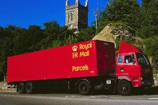 780078 Royal Mail Parcels Wagon A4 Photo Print