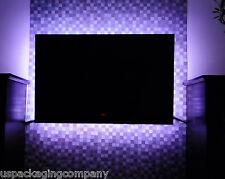 "LED TV HDTV Back Lights Multi Color RGB Accent Lighting Kit For 32"" 42"" 47"" 55"""