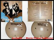 "BOBBY WOMACK / BARRY WHITE ""2 Artistes En Or"" (2 CD) 2009"