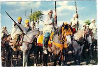 Marokko - Szenen und Typen des Marokko - Reiter Bereit für die Fantasia (G1158)