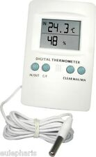 Termohigrometro con Sonda Cornwall Termometro/Higrometro Temperatura/Humedad