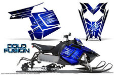 POLARIS RUSH PRO RMK 600/800 SLED SNOWMOBILE GRAPHICS KIT CREATORX WRAP CFBL