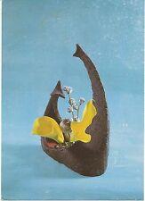 alte AK Glückwunschkarte, Ikebana, Komposition Ein Lichtblick von Hans Faber