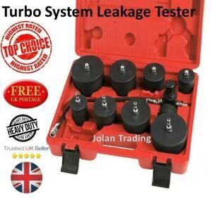 Car Vehicle Turbo System Leakage Tester Low Pressure Leaks Shut Off Valve 5646