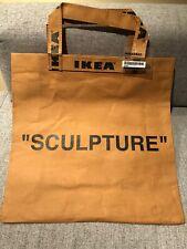 Ikea  Tragetasche XXL Shopper schwarz goldene Schrift Limited Edition Neuware