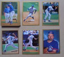 1999 Topps Toronto Blue Jays Baseball Team Set w/ Update (22 Cards) ~ Clemens ++