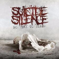 Suicide Silence - no time to bleed (Digi CD), LIMITED EDITION, BONUS TRACK, NEW