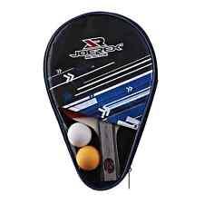 Joerex 3 Star Table Tennis Paddles Racket Bat Shake Hand FL Ping Pong + 2 Balls