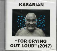 Kasabian - For Crying Out Loud (2017 CD) New & Sealed