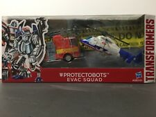 Transformers Protectobots Evac Squad Action Figure Box Set Blades Hot Spot MIB