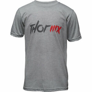Thor MX Youth Fashionable Casual Wear Latest Fashion T-Shirt Grey