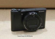 Sony Cyber-Shot DSC-WX800B Digital Camera - Black - Ex Demo