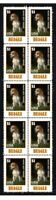 BEAGLE DOG MANS BEST FRIEND STRIP OF 10 MINT VIGNETTE STAMPS #5
