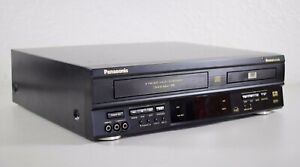 Panasonic DOUBLE FEATURE DVD VHS VCR Combo Player Recorder VERY NICE! PV-D4732
