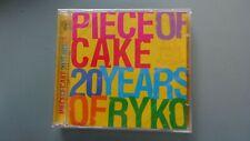 Piece Of Cake 20 Years Of Ryko - New CD Album - Robert Wyatt, Zappa etc