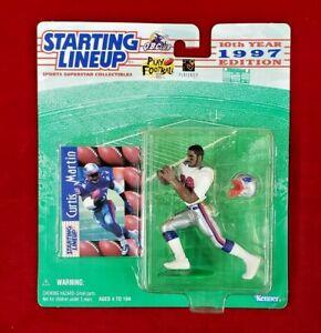 1997 Starting Lineup Curtis Martin
