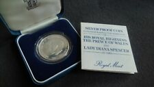 ROYAL MINT 1981 CHARLES AND DIANA SILVER  PROOF COMMEMORATIVE CROWN