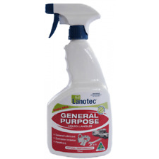 Lanotec GENERAL PURPOSE LIQUID LANOLIN 750ml Spray,Corrosion Inhibitor*Aust Made